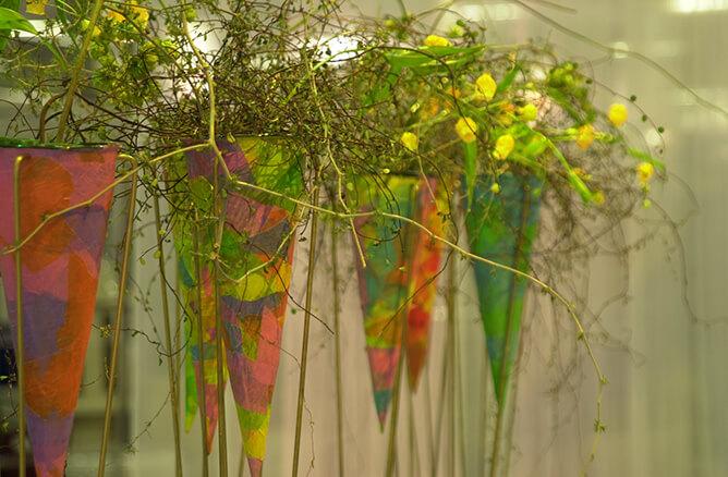 Blumen Odenthal Messe- und Eventdekoration