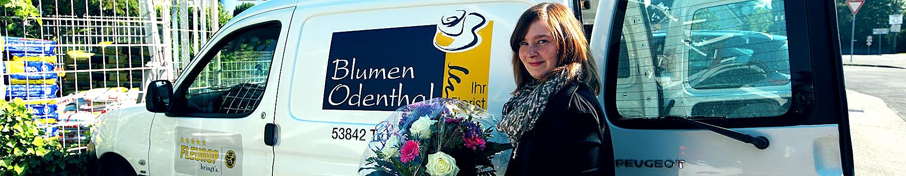 Blumen Odenthal Lieferservice